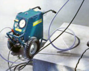 Hydraulic Bursting Machine